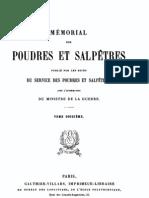 Mémorial des poudres et salpêtres, tome 12, 1903-1904 - France