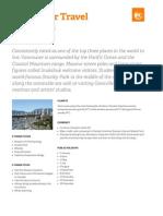 캐나다 EC 밴쿠버 Travel Guide and Activities