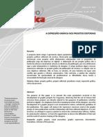 Expressão gráfica e Projeto editorial