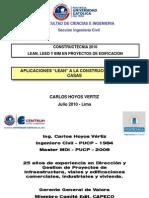 Carlos Hoyos - Aplicacion Del LEAN