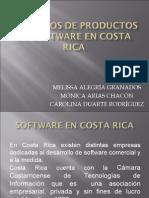 Mercados de Productos de Software en Costa Rica