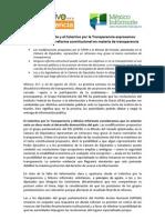 Posicionamiento RefTransparencia VF