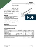BPW17N Data Sheets