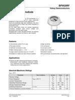 BPW20RF Data Sheets
