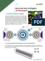 Montagem Correta Laminas AutoAfiantes
