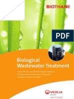 2938,Bioligical Wastewater Treatment