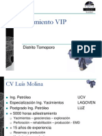 Adiestramiento VIP Modulo 1