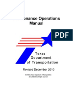 Airport Maintenance Operations Manual-TEX-Usa