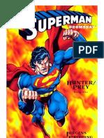 Superman vs Doomsday - Hunter Prey 1