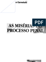 As Miserias Do Processo Penal 1-29