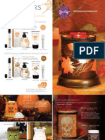 Scentsy Harvest Collection Halloween Warmers