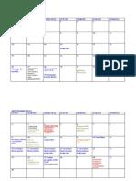 Mapa de Evaluaciones Post Consejo Integrado 14-08-13