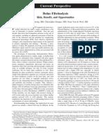 Terapia Fibrinolitica en Bolo