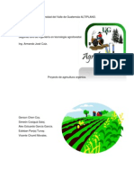 proyecto agricultura organica.