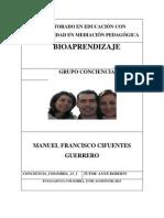 Bioaprendizaje Manuel Cifuentes