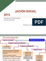 6 - Investigación Social Sexta Clase