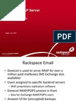 2 05 Dovecot the Better IMAP Server