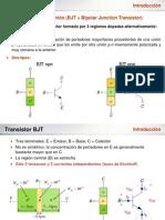 Transistores BJT MOS