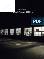 David Prater - Dead Poem Office
