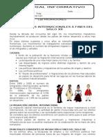 Ficha Miraciones II