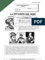 Invasion en El Peru