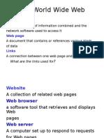 HTML I