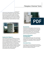 FRP TANK SPECIFICATIONS pdf | Fiberglass | Fibre Reinforced Plastic