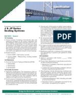 B EJS JJP Sealing Systems SPEC v003