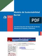 Modelo de Sustentabilidad Barrial