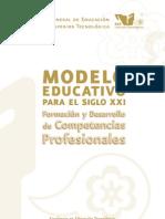 Modelo Educativo Cp