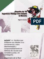 analisis-el-ingenioso-hidalgo-don-quijote-la-mancha.pptx