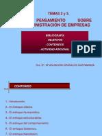 Temas 2 y 3 Presentacion