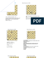 Problem Catur Putih Menang (Chess Problems - Win)