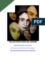 Curso Taller Psicologia Del Rostro