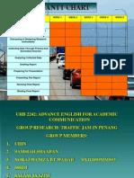 Final Traffic Jam Presantation (2)