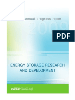 2009 Energy Storage-U.S. Department of Energy