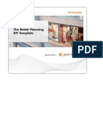 JustEnough RFI Retail Planning Template