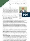Agência FAPESP - _Cidadãos devem se apropriar da cultura científica_, afirma professor espanhol - 01_03_2013