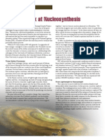 A Closer Look at Nucleosynthesis 07_07.4