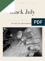 Black July