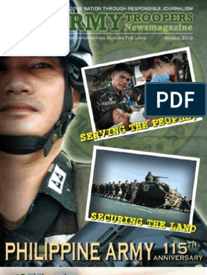 Jan-Mar 2012 | Philippines | United States Army