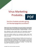 Virus Marketing Produkte
