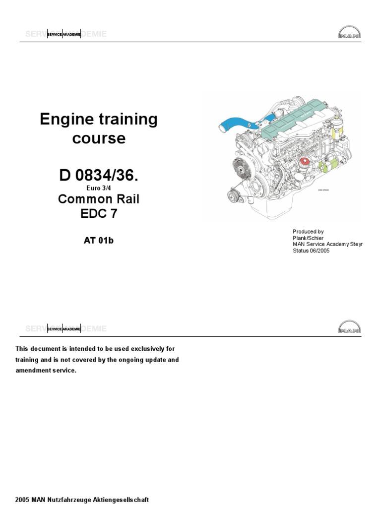 man d0836 cr en piston fuel injection rh scribd com man d2066 service manual man d2066 manual