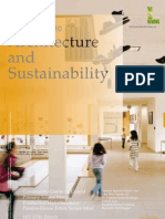 Architecure and Sustainability