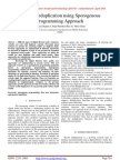 Record Deduplication using Sporogenous Programming Approach