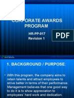 Corporate Awards Program Rev 1