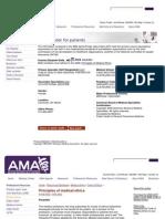 AMA, State Medical Board of Ohio