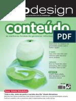 Revista Webdesign - Ano II - Número 17 - Conteúdo