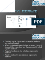 1 . Negative Feedback