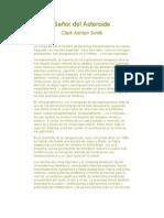 Senor del Asteroide (1932) - Smith, Clark Ashton.doc